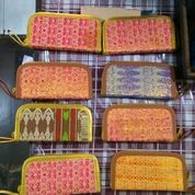 dompet songket wadah android