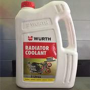 Wurth Radiator Coolant 5 Liter
