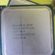 Processor Intel Core 2 Quad Q8200 2.33GHz + Fan Mteck New
