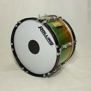 Bass Drum Size 16 ; 18 Inch Kategori SD