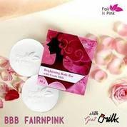 Fair N Pink FairnPink Sabun BBB Soap Brightening Body Bar Goats Milk