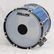 Bass Drum Size 20 ; 22 Inch Kategori SMP/SMA