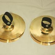 Cymbals Size 14 Inch Kategori SMP/SMA
