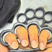 Knuckle/Fingger Grip