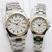 jam tangan couple alba