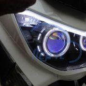 Projector Yamaha NMAX Custom aes super + alis + Headlamp + Levelling