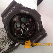 Jam tangan casio G-shock Ga150 Black