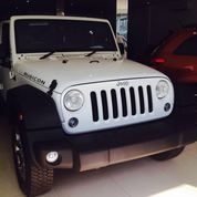 Jeep Wrengler Rubicon 2015 Putih