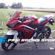 Frontal Red Fairing R25 for Yamaha New Vixion Advance
