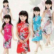 LIMITED Peacock Cheongsam Dress