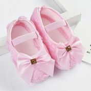 Sepatu Bayi Soft Baby Shoes Prewalker Import Pita
