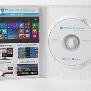 Lisensi + COA Sticker Windows 8.1 Professional DVD Box
