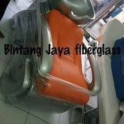 Kursi Keramas Silver Jok Orange