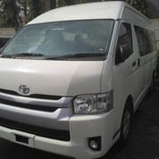 Ready Hi Ace Commutrer Manual Putih Cash/Credit Proses Dan Aman..Buktikan