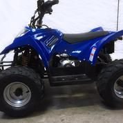 ATV 110cc warna biru