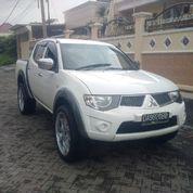 Mitsubishi Strada Triton GLS 2012 Putih