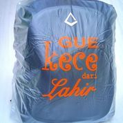 Coverbag / Bag Raincover / Raincoat Tas 30 Liter