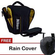 Universal Tas Kamera Slempang Kode S Nikon