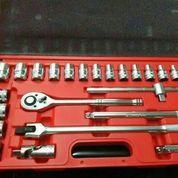 KUNCI SOK LIPRO 8 - 32 MM / SOK SET LIPRO 24 PCS