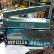 Alat Press Plastik Body Besi / Impulse Sealer Doobie Leopards 30 cm