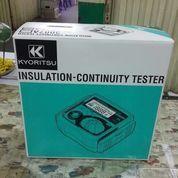 Insulation Tester Kyoritsu 3005a / Meger Instalasi Kyoritsu 3005 a