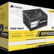 Corsair RM1000i 80+ Gold Full Modular 10 Year Warranty