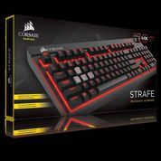 Corsair STRAFE Mechanical Gaming Keyboard -Cherry MX Red Switches