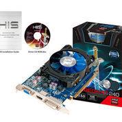 HIS AMD Radeon R7 240 iCooler Boost Clock 1GB DDR5 128BIT