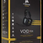 Corsair Void Wireless Dolby 7.1 Black Gaming Headset