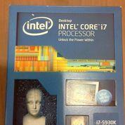 Intel Core I7 5930K LGA 2011 BOX