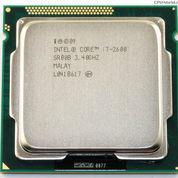 Intel Core I7 2600 LGA 1155 Sandybridge