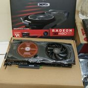 XFX Radeon RX 480 GTR Black Edition TRUE OC 1338MHZ 8GB DDR5 256 BIT