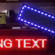 Running Text Harga Murah