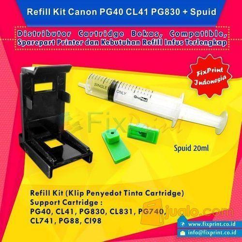 Tool kit refill cartr komputer printer scanner 10036167