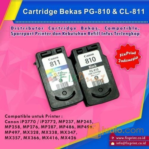Cartridge bekas koson komputer printer scanner 10036181