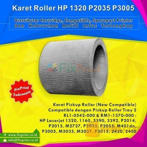Karet roller atas hp komputer printer scanner 10036217