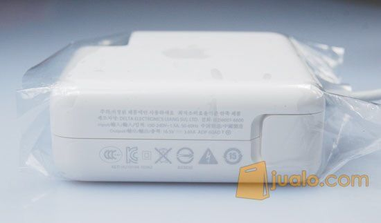 Adaptor charger apple komputer aksesoris 10045859