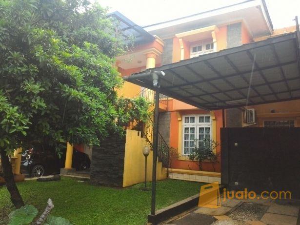 Rumah Cluster Amerika Kota Wisata Cibubur