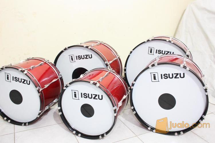 Bass drum size 16 inc alat musik drum perkusi 10970193