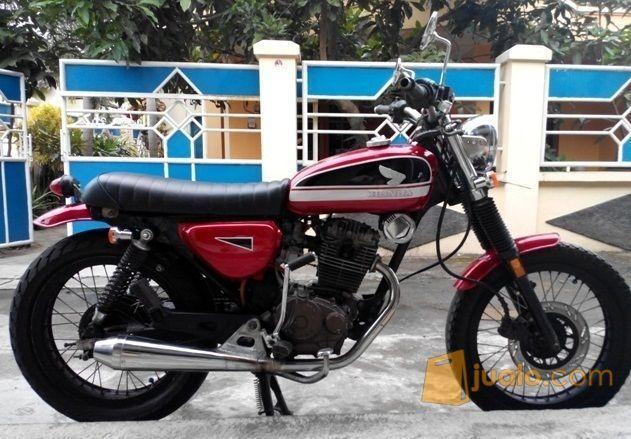 Honda cb100 japstyle motor dan sekuter honda 10979907