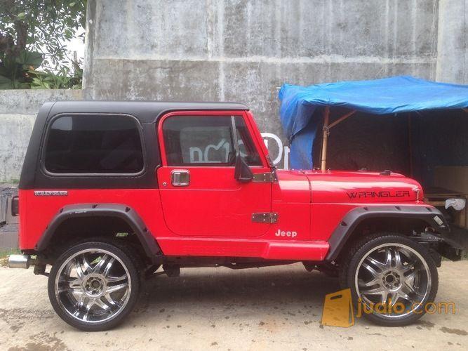 Jeep Diesel Swap