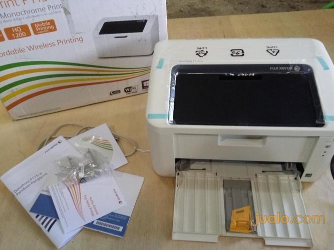Printer Laser Fuji Xerox DocuPrint P115w