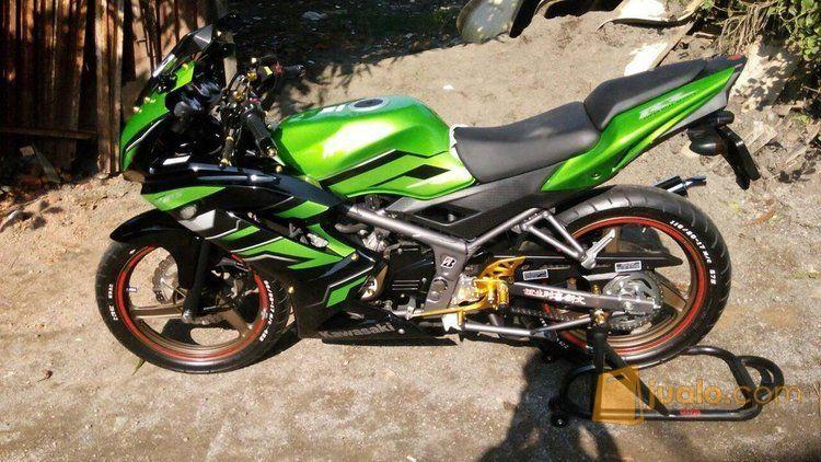 Harga Ninja Rr Bekas 2015 Dijual Motor Honda Cbr Baru Dan
