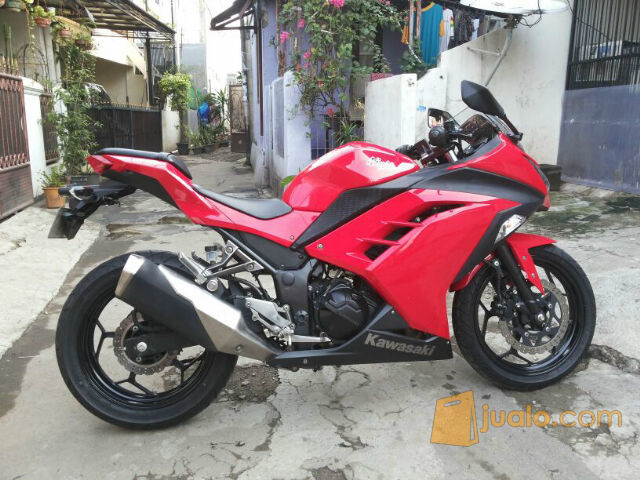 Kawasaki Ninja 250cc Fi Abs Tahun 2015