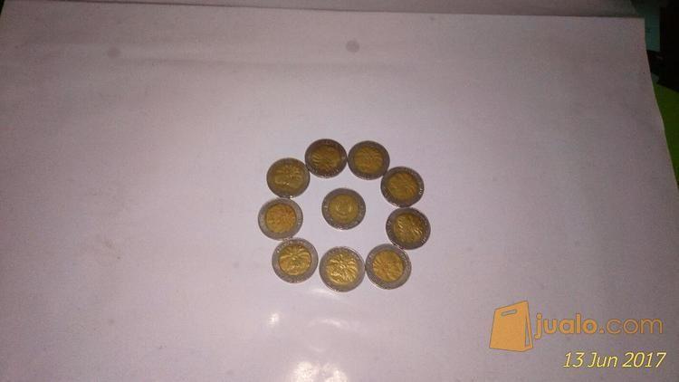 Uang logam rp 1000 ke koleksi uang dan koin 11230427