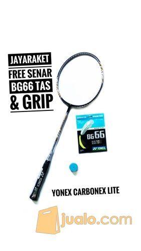 Raket Badminton Carbonex Lite Original China Bandung Jualo