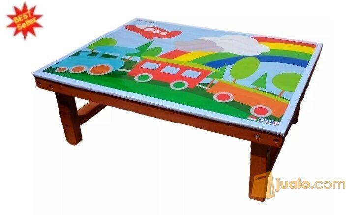 Meja lipat meja belaj perlengkapan anak dan bayi lainnya 11344705