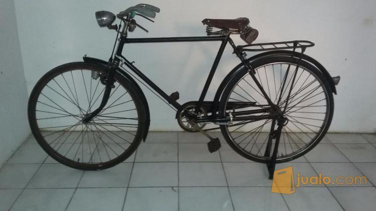 Sepeda Jadul - Paimin Gambar