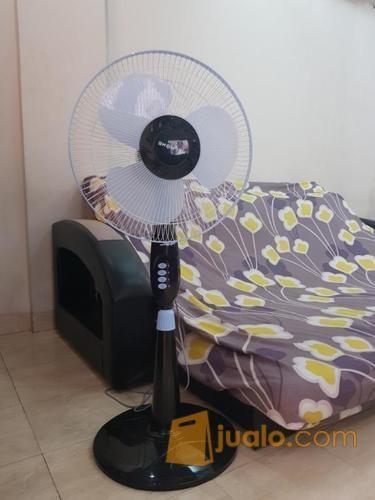 Stand fan kipas angin elektronik kipas angin 11508289