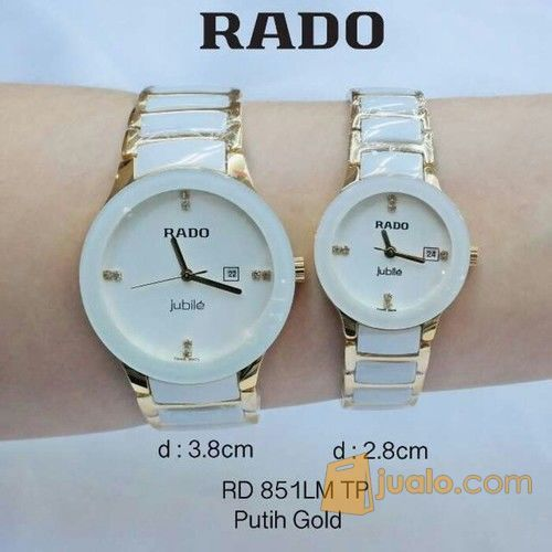 Jam tangan rado coupl mode gaya jam tangan 11562097